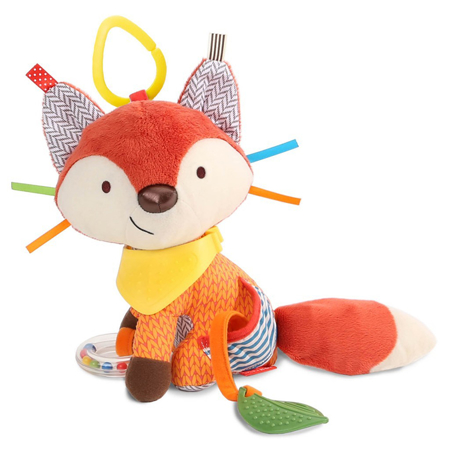 Picture of Skip Hop® Bandana Buddies Activity Toy Fox
