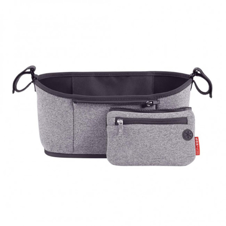 Picture of Skip Hop® Grab&Go Stroller Organizer Heather Grey