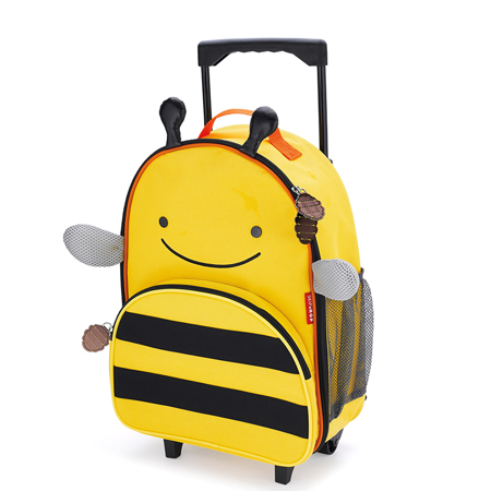 Picture of Skip Hop® Kids Rolling Luggage Bee