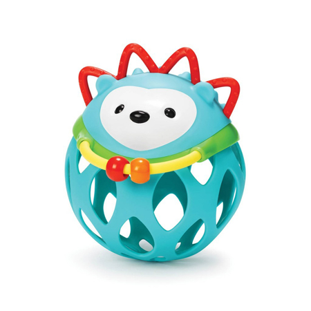 Picture of Skip Hop® Explore&More Roll-Around Rattles Hedgehog
