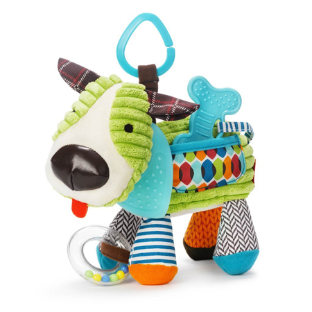 Picture of Skip Hop® Bandana Buddies Activity Toy Puppy