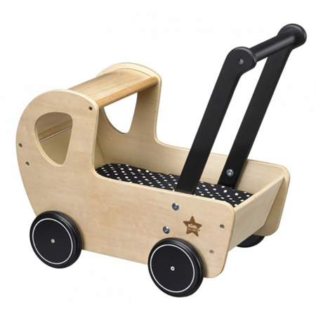 Picture of Kids Concept® Doll Pram Neo Natural