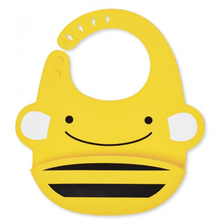 Picture of Skip Hop® Silicone Bib Bee