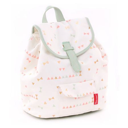 Picture of Kidzroom® Backpack Symbolic - Mint