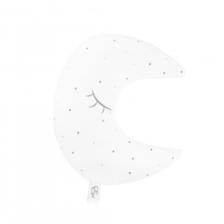 Picture of Effiki® Moon Pillow - White