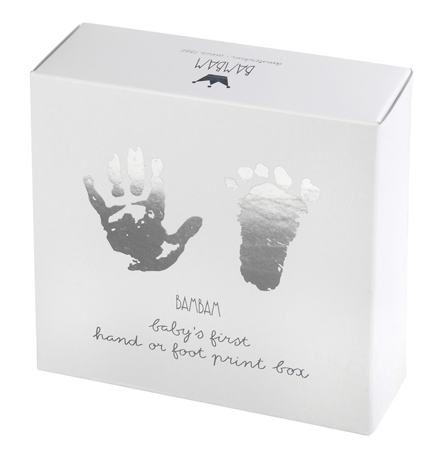 Picture of BamBam® Hand&Feet Cement Print Set