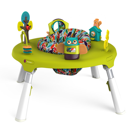 Picture of Oribel® PortaPlay Convertible Activity Center Forest Friends
