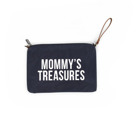 Picture of Childhome® Clutch Mommy Bag - Navy
