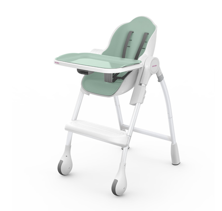 Picture of Oribel® Cacoon High Chair Pastel Green