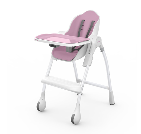 Picture of Oribel® Cacoon High Chair Pastel Pink
