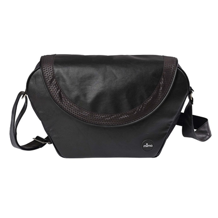 Picture of Mima® Trendy Changing Bag Black