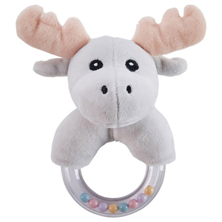 Picture of Kids Concept® Rattle Edvin Moose