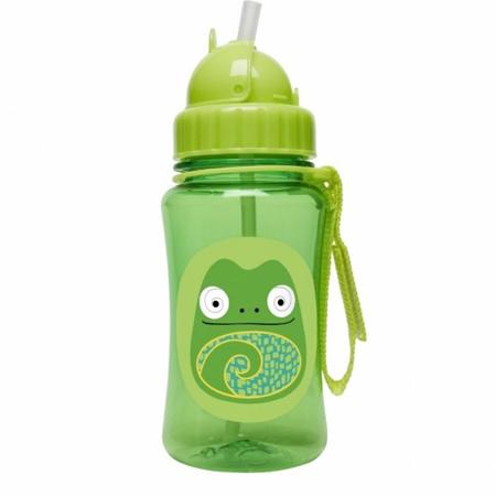 Picture of Skip Hop® Straw Bottle Chameleon