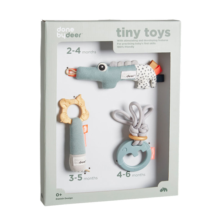 Picture of Done by Deer® Tiny Activity Toys Gift Set