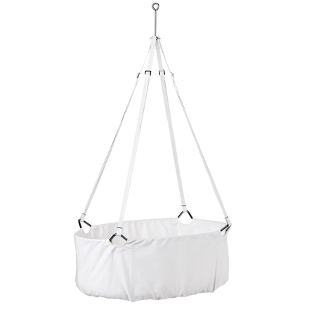 Picture of Leander® Cradle incl. mattress White