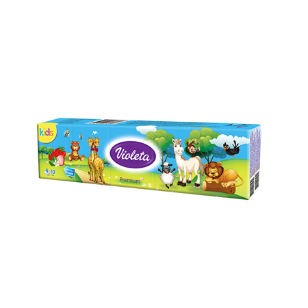 Picture of Violeta® Premium 4-Ply tissues Kids Mini