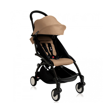 Picture of Babyzen® YOYO+ Baby Stroller 6+ Taupe Black Frame