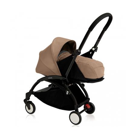 Picture of Babyzen® YOYO Newborn Stroller 0+ Taupe White Frame