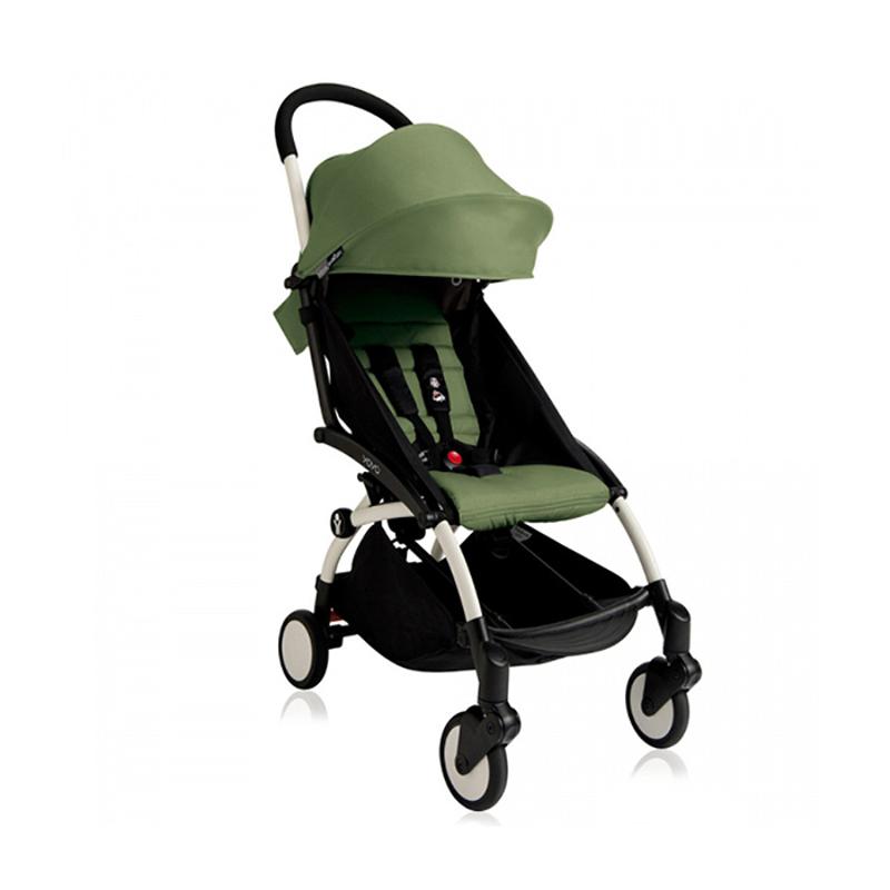 Babyzen® YOYO+ Otroški voziček 6+ Peppermint White Frame