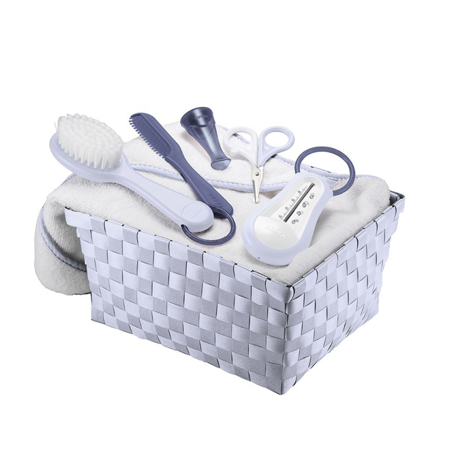 Picture of Beaba® Gift basket Baby Care  Blue