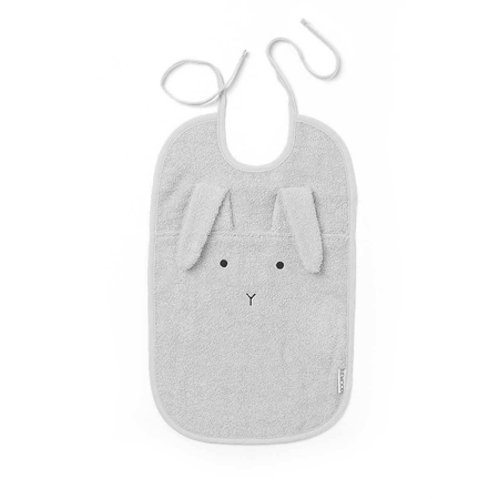 Picture of Liewood® Terry Bib - Dumbo Grey