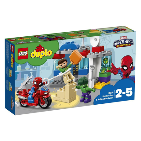Picture of Lego® Duplo Spider-Man&Hulk Adventures