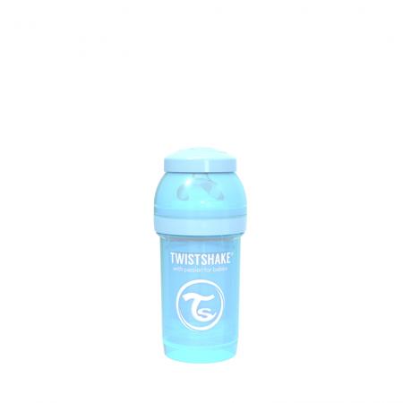 Picture of Twistshake Anti-Colic Bottle 180ml (0+M) - Pastel Blue