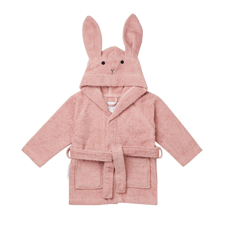 Picture of Liewood® Bathrobe Lily - Rabbit Rose