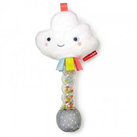Picture of Skip Hop® Silver Lining Cloud Rainstick Rattle