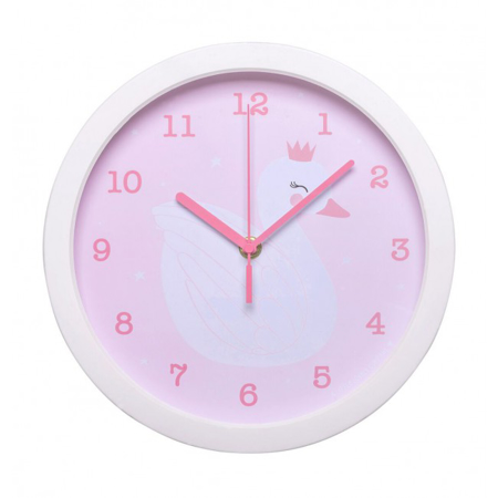 Picture of A Little Lovely Company® Clock Swan