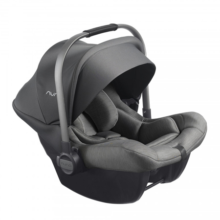 Picture of Nuna® Car Seat with IsoFix base Pipa Lite 0+ (0-13 kg) Fog