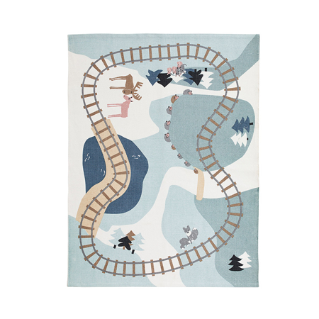Picture of Kids Concept® Rug Woodland Edvin