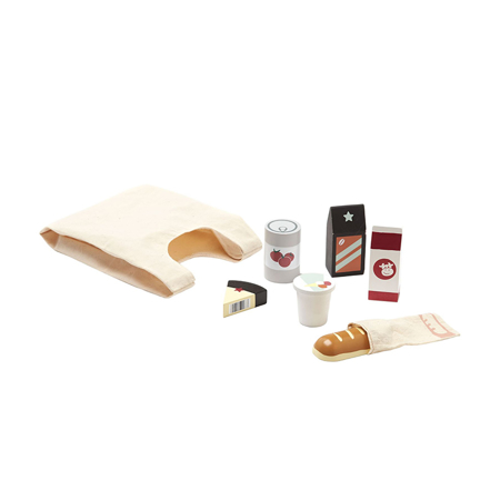 Picture of Kids Concept® Groceries Set