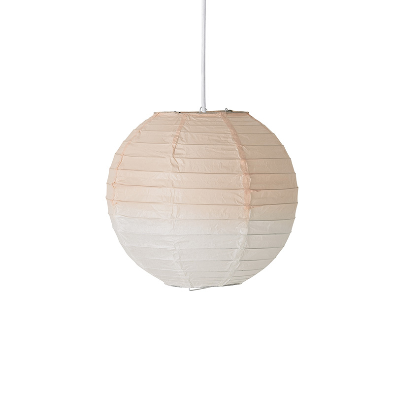 Picture of Bloomingville®  Rice Paper Light Pink 25cm