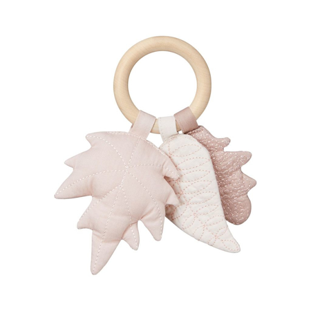 Picture of CamCam® Leaves Rattle Rose