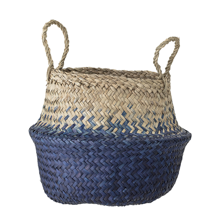 Picture of Bloomingville® Toy Basket Blue