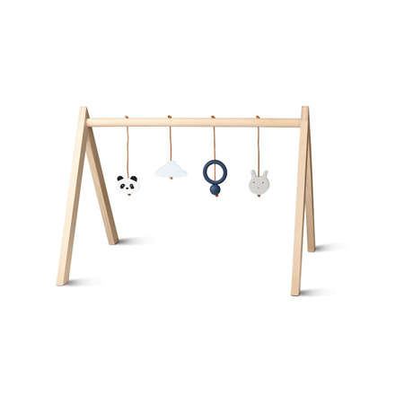 Picture of Liewood® Wooden Play Gym - Blue