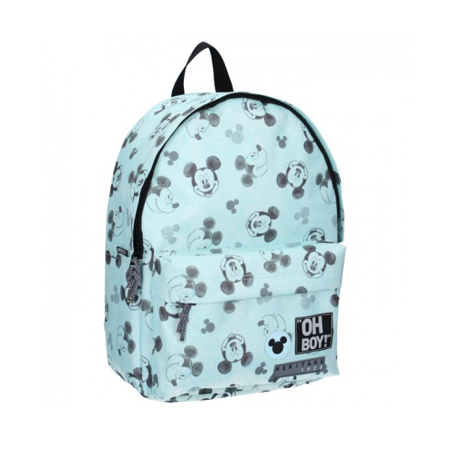 Picture of Disney's Fashion® Round Backpack Mickey Mouse Go For It! Mint