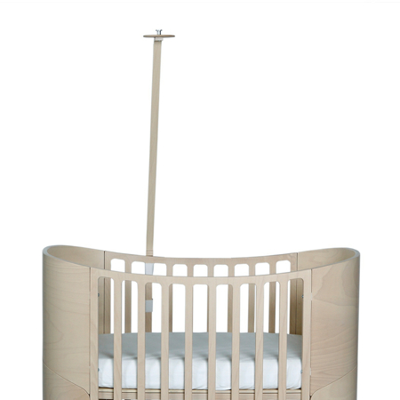 Picture of Leander® Baby Cot Canopy Stick - Light Brown