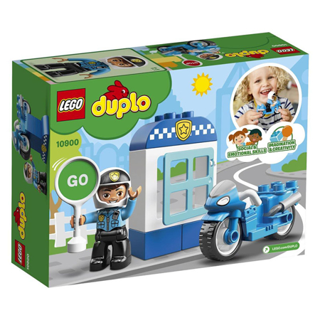 Picture of Lego® Duplo Police Bike