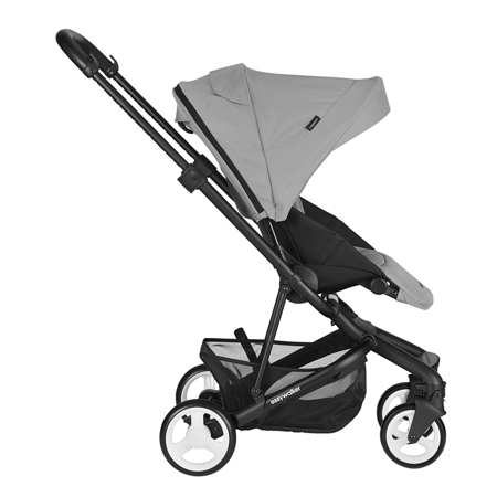 Picture of Easywalker® Charley Stroller Cloud Grey