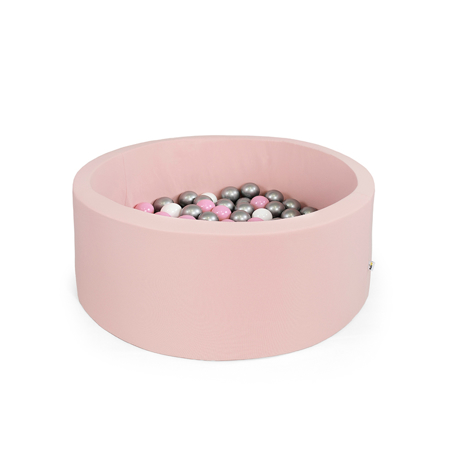 Picture of Misioo® Ball Pit With 200 Balls Light Pink Basic Smart