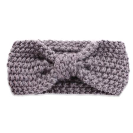 Immagine di Fascia a maglia - Grigio