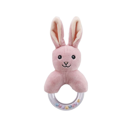 Picture of Kids Concept® Rattle Edvin Rabbit