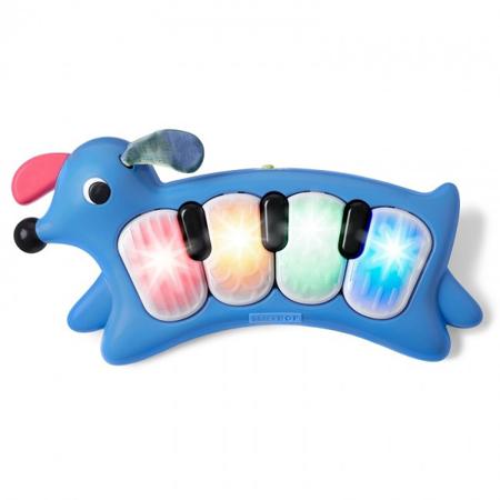 Slika Skip Hop® Svetlobni piano kužek Vibrant Village