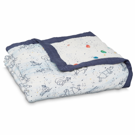 Picture of Aden+Anais® Classic Dream Blanket Island Stargaze (120x120)