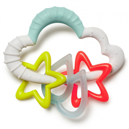 Picture of Skip Hop® Silver Lining Cloud Starry Rattle