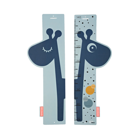 Picture of Done by Deer® Height MEasurer Raffi Blue