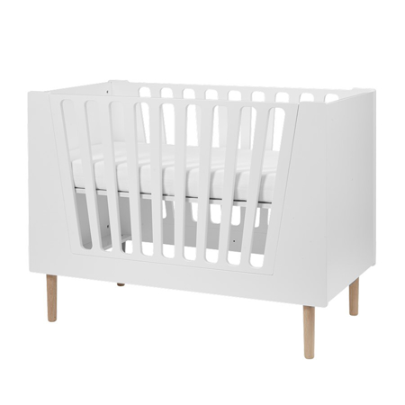 Picture of Done By Deer Baby Cot 70x140 cm - White