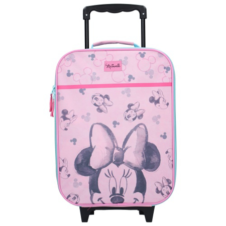 Picture of Disney's Fashion® Trolley Suitcase Minnie Mouse Most Adored